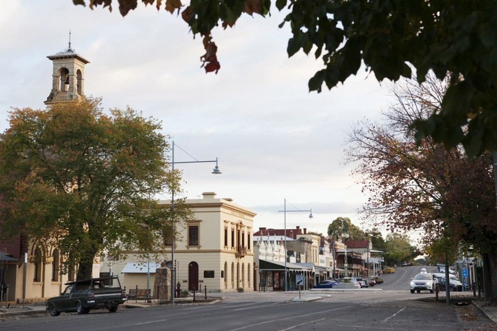 Ford Street Beechworth